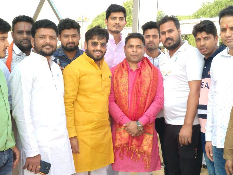 हैदराबाद में चल रहे राष्ट्रीय युवा महाधिवेशन में गौतमबुद्ध नगर भाजपा युवा मोर्चा ने दमदार उपस्थिति दर्ज कराई