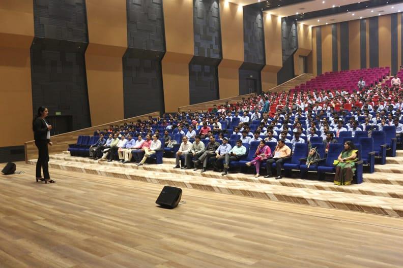 जी.एल. बजाज संस्थान में हुआ माइक्रोसॉफ्ट ए.आइ. कैम्प का आयोजन