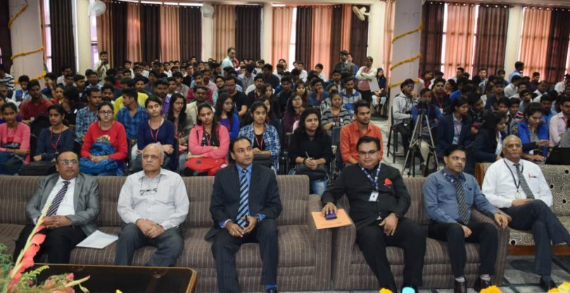 आईआईएमटी कॉलेज में हुआ नेशनल एकेडमिक सम्मेलन का आयोजन