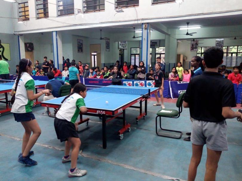 आईटीएस मोहन नगर में खिलाड़ियों ने किया अपने हुनर का प्रदर्शन
