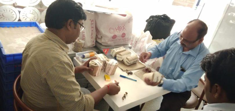 खाद्य सुरक्षा एवं औषधि प्रशासन विभाग दीपावली के त्यौहार को लेकर लगातार चला रहा है चेकिंग एवं जागरूकता अभियान