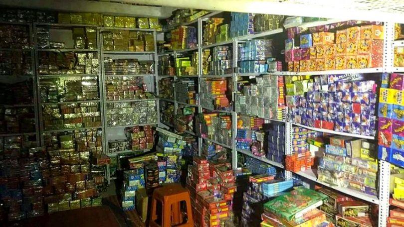 पटाखों की अवैध रूप से बिक्री करने वाले लोगों पर की जाएगी कार्रवाई
