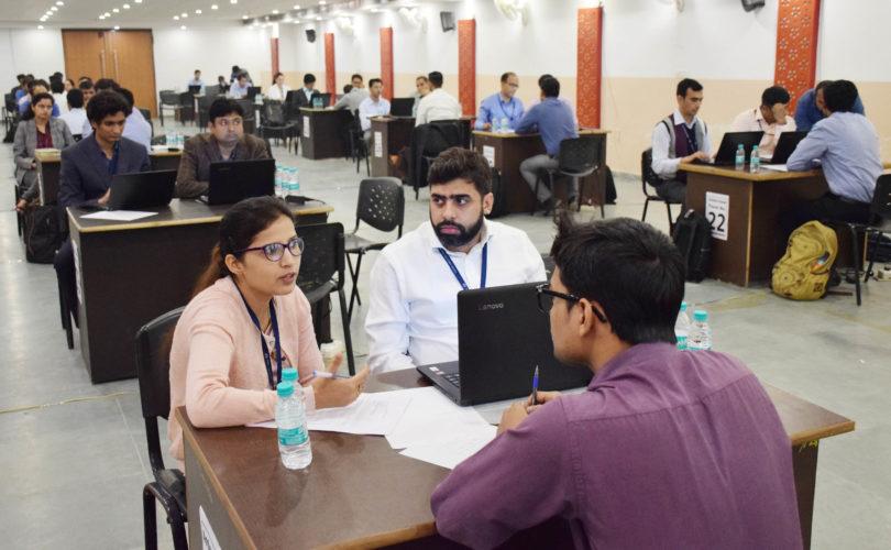 आईआईएमटी कॉलेज समूह में ऑफ कैंपस रिक्रूटमेंट ड्राइव का आयोजन