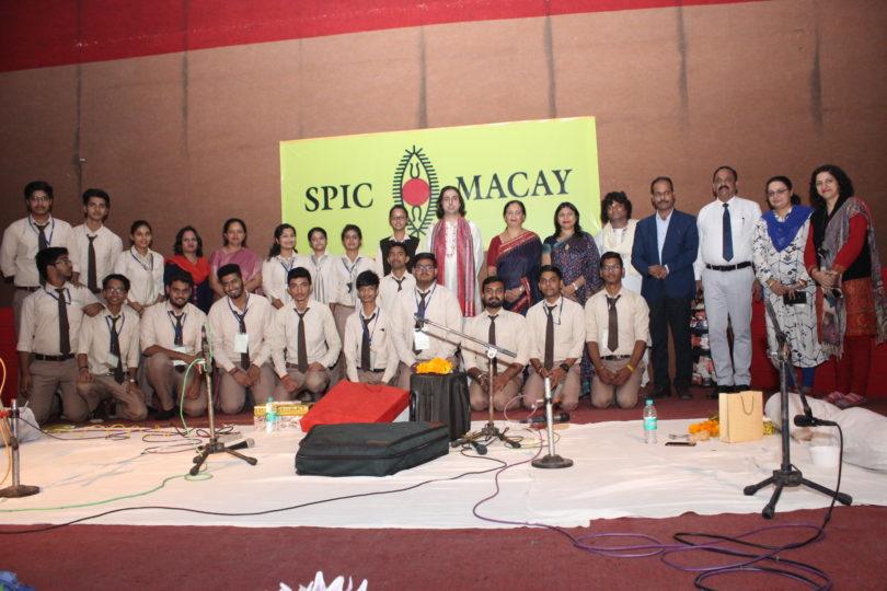 आईटीएस मोहन नगर में भारतीय शास्त्रीय संगीत का आयोजन