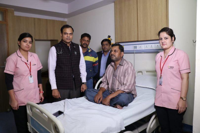 नोएडा, दिल्ली के बाद हार्ट फेल का सफल इलाज अब ग्रेटर नोएडा के शारदा अस्पताल में हुआ उपलब्ध