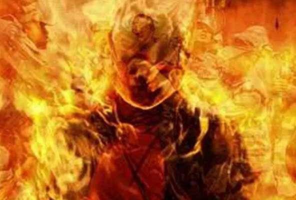 ग्रेटर नोएडा में युवक ने नशे में मिटटी का तेल छिड़क कर लगाई आग, इलाज के दौरान मौत