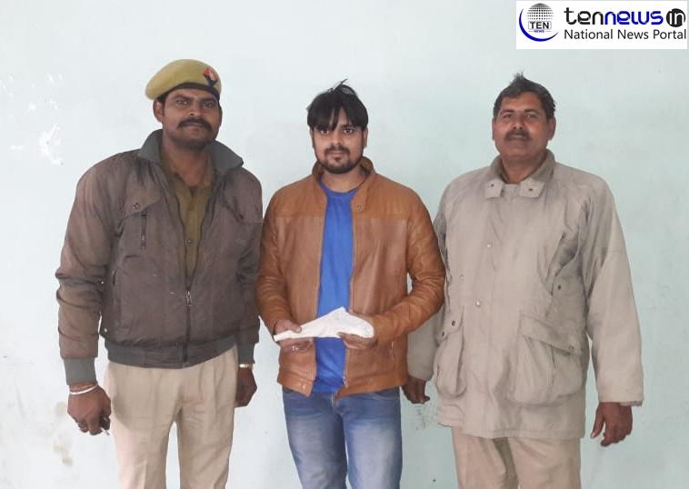गौतमबुद्ध नगर के कुख्यात अपराधी अनिल दुजाना गैंग का सदस्य गिरफ्तार