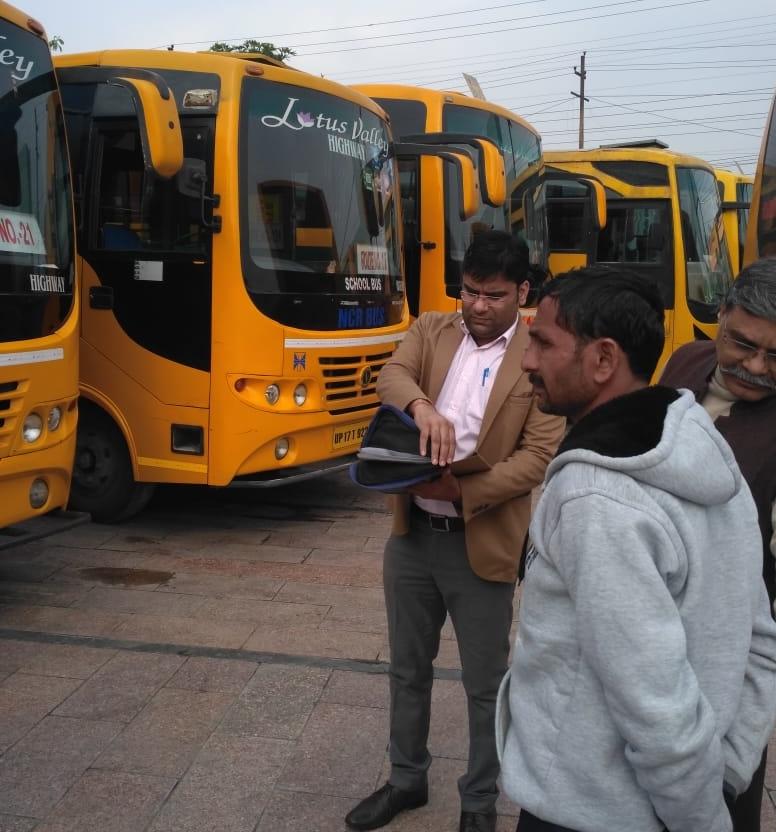 परिवहन विभाग चला रहा है सघन चेकिंग अभियान, 36 वाहनों के खिलाफ की कार्रवाई