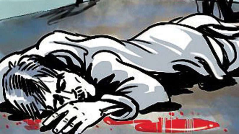 कुख्यात अपराधी की गोली मारकर हत्या, रोड के किनारे पड़ा मिला शव