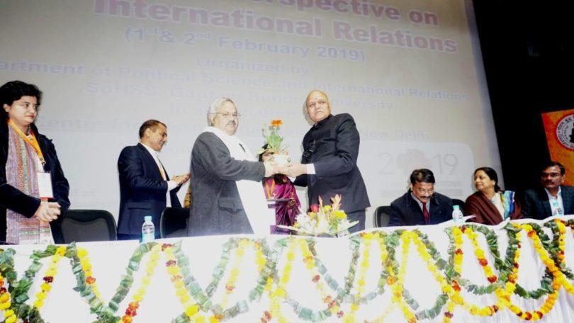 गौतमबुद्ध यूनिवर्सिटी में अंतर्राष्ट्रीय संबंधों के भारतीय दृष्टिकोण विषय पर 2 दिवसीय संगोष्ठी का आयोजन