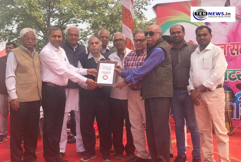 ग्रेटर नोएडा प्रेस क्लब द्वारा होली मिलन समारोह का किया गया आयोजन