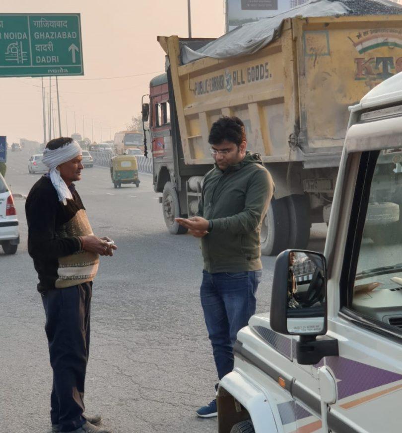 परिवहन विभाग के प्रवर्तन दलों के द्वारा अभियान चलाकर 37 वाहनों के खिलाफ लिया एक्शन