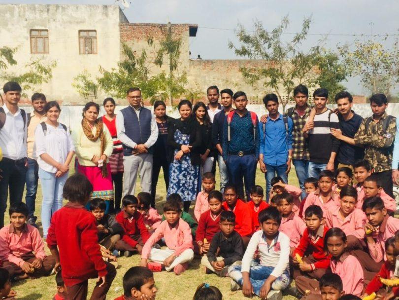 जीबीयू की इकाई के द्वारा विशेष साप्ताहिक शिविर का आयोजन