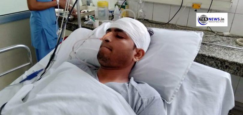 गौतमबुद्ध नगर में फिर से बदमाश हुए सक्रिय , युवक को मारी गोली , पुलिस जाँच में जुटी